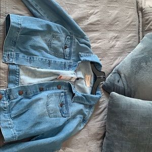 BCBG Generation Jean jacket